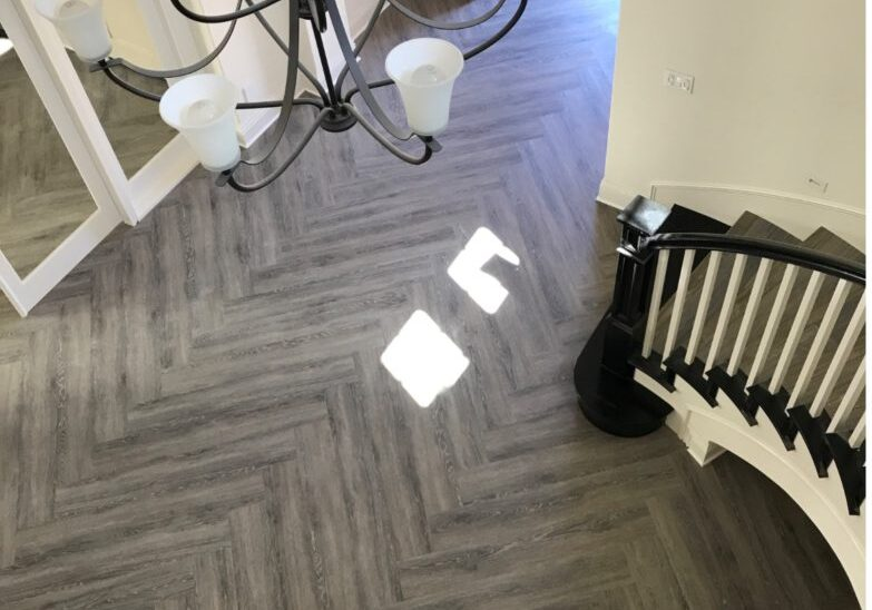 Luxury Vinyl Flooring LVT